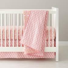 mosaic paisley crib bedding