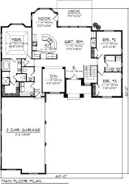 Messiah VillageFloor Plans With Garage