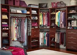 Closet Color Design Contemporary Cherry Wood Closet Organizer Design Home Depot