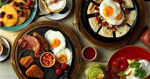 2 for 10 breakfast