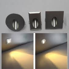 2021 wall lamp led stair lights 1w 3w