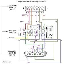 jeep wrangler radio wiring diagram fharates info