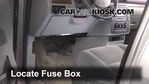 interior fuse box location 2004 2007 ford star 2004 ford interior fuse box location 2004 2007 ford star