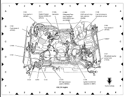 similiar mustang engine diagram keywords 2002 ford mustang engine diagram 2003 gt mustang engine compartment