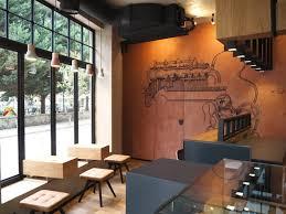 Nine Cups Cafe Interior Decor