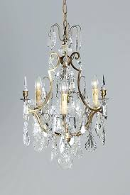 chandelier appealing french chandeliers empire metal gold and crystal with 3 light for chan french empire crystal silver chandelier lighting vintage
