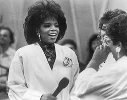 oprah winfrey when she was young oprah winfrey talk show host  oprah winfrey when she was young oprah winfrey talk show host actor