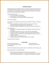 7 Strong Resume Objectives Write Memorandum
