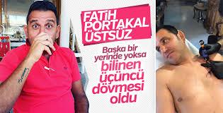 Fatih Portakal deniz kızı dövmesi yaptırdı