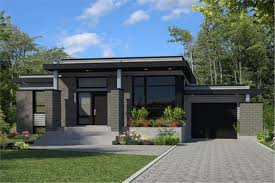 158 1263 3 bedroom 1268 sq ft contemporary house plan 158 1263 front
