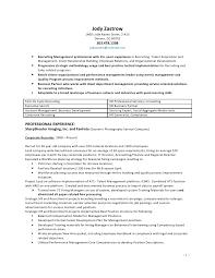 Gallery Of Jody Zastrowresume Corporate Recruiter Recruiter Resume
