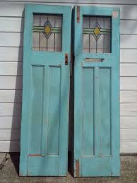 antique french doors pretty stained glass french doors on pair antique stained glass french doors stained