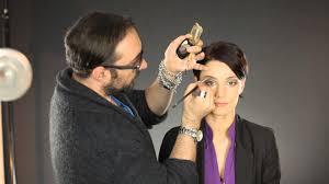 l oreal makeup artist unique erfly look by make up marko nikoliÄ