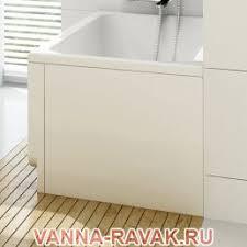 Боковая <b>панель</b> для ванны <b>Ravak Chrome</b> 75 см <b>Ravak</b>   <b>Равак</b>