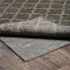 area rug pad the best for vinyl floors pads wood laminate flooring