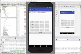 in this tutorial we will try to create a simple calculator using android android is basically a piece of which allows your hardware to function
