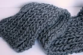 Knitted Scarf Patterns Using Bulky Yarn Beauteous Scarf Patterns Knitting Bulky Yarn Crochet And Knit