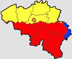 เขตการปกครองของประเทศเบลเยียม - วิกิพีเดีย