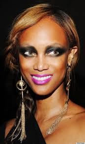 tyra banks wildest expressions photos