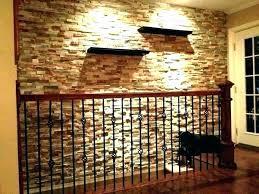 natural stacked stone veneer interior
