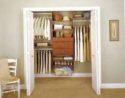 image of simple closet organizing systems