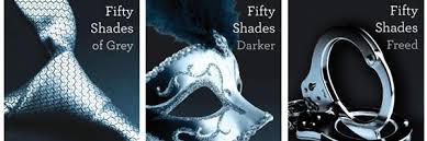 fifty shades book covers
