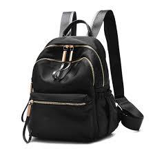 Wraifa Waterproof Oxford Small Backpack Purse for ... - Amazon.com