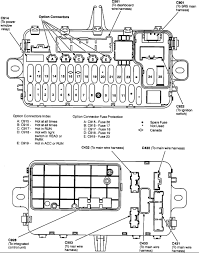 1993 del sol fuse box diagram 1993 wiring diagrams online