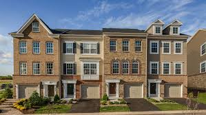 CalAtlantic Homes Cunningham D of the Jefferson Place community in  Frederick, MD.