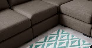 Modular Living Room Furniture Uk Mortimer 4 Seater Modular Corner Sofa Group Carob Brown Madecom