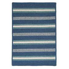 colonial mills salisbury blue striped area rug reviews wayfair striped area rugs blue and green striped