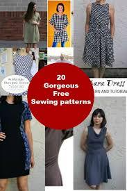 Free Dress Sewing Patterns Mesmerizing 48 Gorgeous Free Dress Sewing Patterns Part 48 On The Cutting