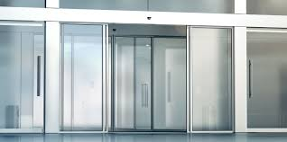 Commercial Automatic Doors Repair, Sales & Installation 24/7 Service