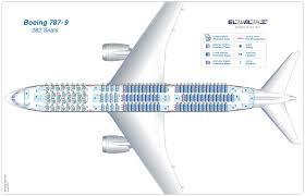 Boeing 787 8 Dreamliner Seating Chart Meet Our Fleet About El Al El Al Airlines