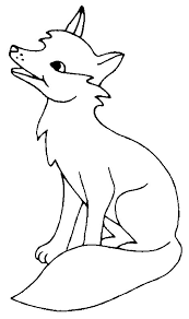 Small Picture Fox Coloring Pages Coloringpages Fox Coloring Pages In Animals