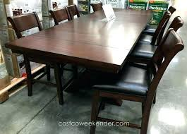 costco table dining table set furniture costco childrens table and chairs