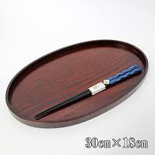 special hospitality tray oval gold coin pickpocket lacquering wooden low dining table tray oval gold coin tray lacquerware
