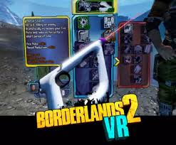 Dying Of The Light Borderlands 2 Following Ps Aim Support Borderlands 2 Vr Update Will Add