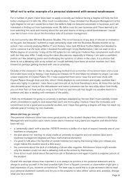 Personal Statement Examples Ucas Ucas Teacher Training Personal Statement Examples And Pgce Personal