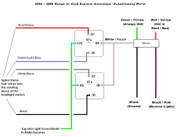 2002 ford ranger wiring schematic 2002 image wiring diagram for 2002 mustang stereo the wiring diagram on 2002 ford ranger wiring schematic