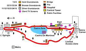 F1 Montreal Seating Chart Circuit Gilles Villeneuve Seating Chart