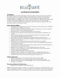 Unique Design Sterile Processing Technician Resume Surgical