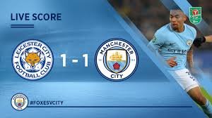 Download Video: Leicester City vs Manchester City 1 - 1 (3-4 Pen.) -  Highlights & Goals