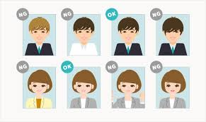 髪型サイズは履歴書の写真で印象アップするポイント Jobshil