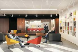 office room furniture design. Law Office Furniture Firm Interior Design Architectural Bureau Relax Zone Room R