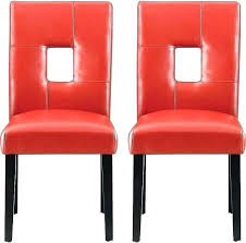 modern red leather chair red dining chairs red dining room chairs best red dining chairs ideas modern red leather