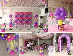 Decorating With Balloons Barbie Cebu Balloons And Party Supplies