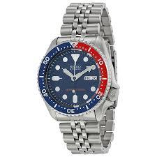 seiko diver watches jomashop seiko divers automatic navy blue dial men s watch