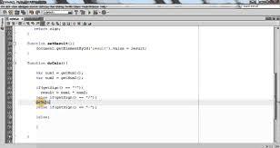 javascript tutorial making a basic calculator javascript tutorial 2 making a basic calculator