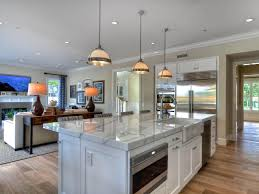 Interior Design Kitchen Living Room Open Concept White Kitchen Living Room